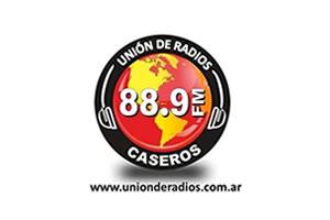 Unión de Radios Solidarias 88.9 FM - Caseros