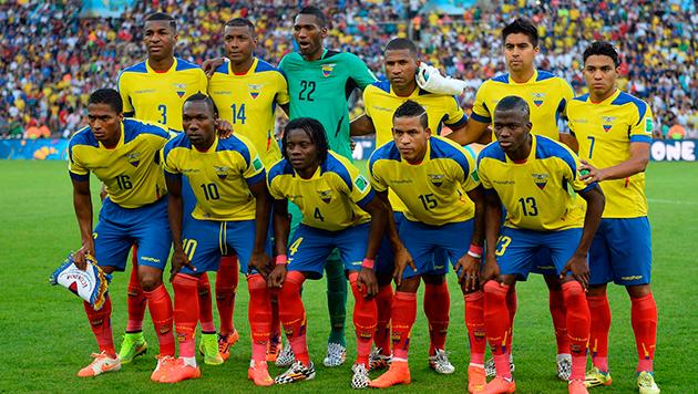 Selección de Ecuador