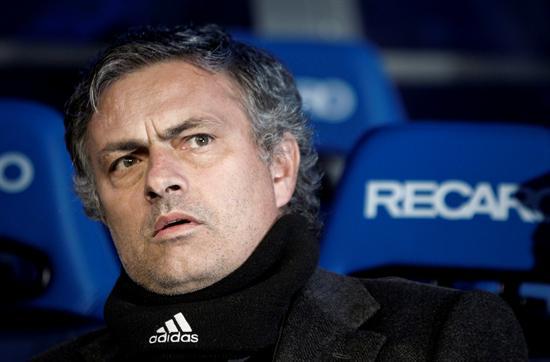 El entrenador del Real Madrid, el portugués José Mourinho. Foto: EFE