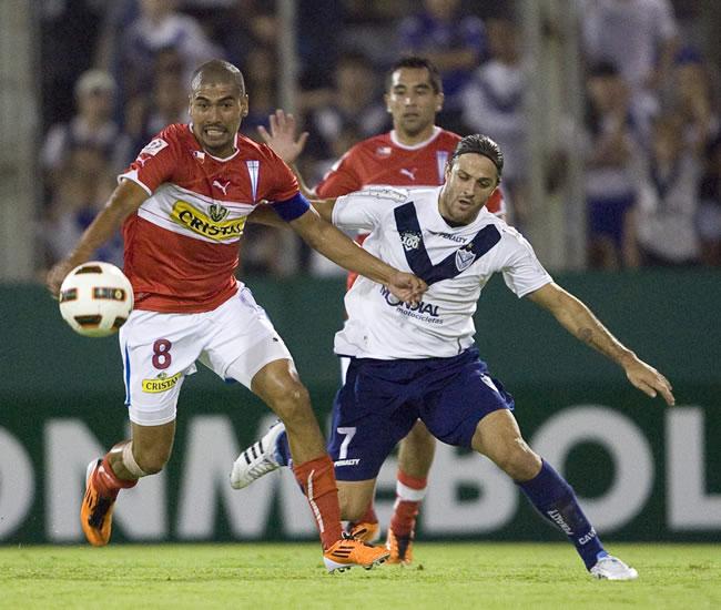 Vélez Sarsfield visitará a la Universidad Católica/EFE