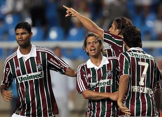 Fluminense visita a Argentinos Juniors por el Grupo 3 de la Libertadores/EFE