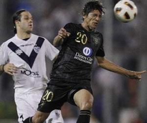 Vélez 3-0 Liga / Octavos de la Libertadores 2011