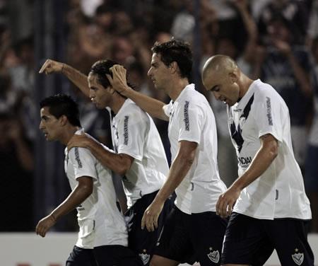 Vélez busca su clasificación en el 'Casa Blanca' de la Liga de Quito/Archivo EFE