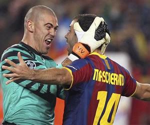 "Mascherano: ""Aún no hemos ganado nada"""