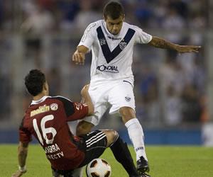 Vélez Sarsfield espera a Libertada en la ida de los cuartos/EFE