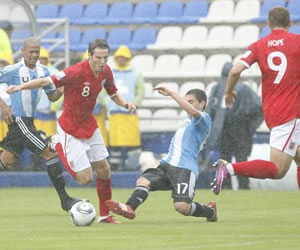 Inglaterra se deshace de Argentina y chocará con Alemania en cuartos