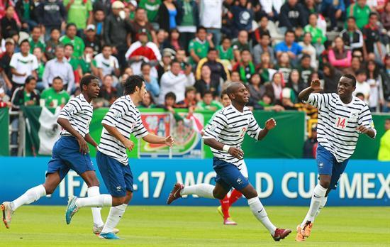 México se enfrentará a Alemania en semifinales tras ganar a Francia