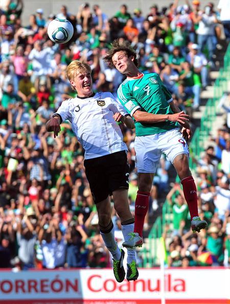 México vence a Alemania y llega a la final del Mundial Sub 17