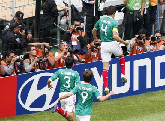 México gana el Mundial ante un Uruguay que luchó hasta el final