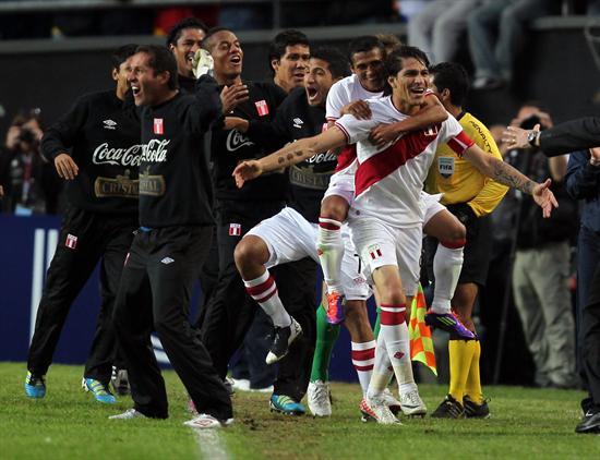 Con goles de Guerrero Perú termina tercero en la Copa América