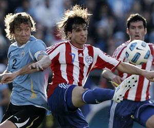 Uruguay golea a Paraguay y se corona otra vez en América