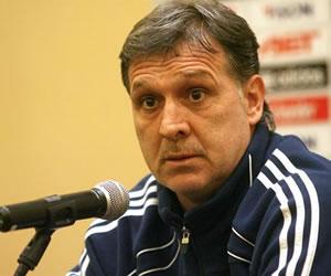 El entrenador de Paraguay, Gerardo 'Tata' Martino/EFE