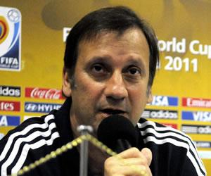 """Perazzo: """"No fue por casualidad que Egipto salió primero con Brasil"""""""