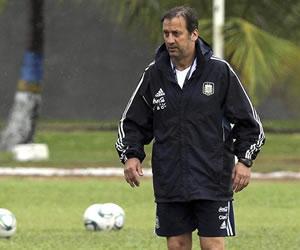 """Perazzo: """"Argentina está preparada para sufrir la presión de Portugal"""""""