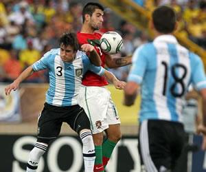 Portugal sacó a la Argentina del Mundial Sub 20
