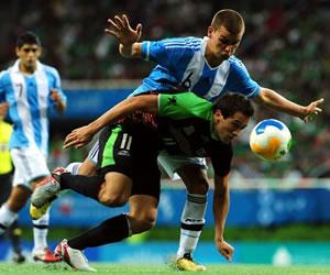 Argentina perdió el oro Panamericano ante México