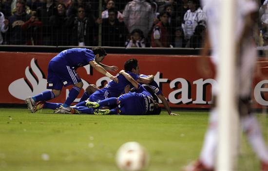 La Liga de Bauza se vio sorprendido por la U de Sampaoli