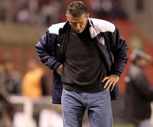 Edgardo Bauza es un técnico simple, preciso y ganador