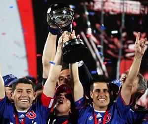 La U de Chile se 'graduó' en torneos internacionales al ganar la Sudamericana