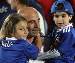 """Jorge Sampaoli: """"Merecíamos ganar esta copa"""""""