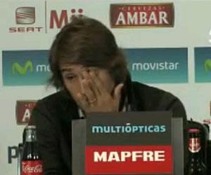 Ponzio se despide entre lágrimas del Zaragoza