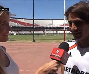 Leo Ponzio ya es otra vez de River Plate