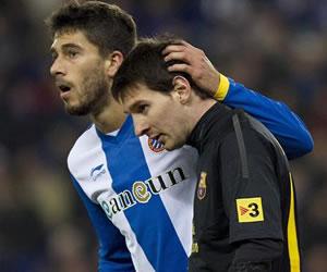 Pochettino consiguió un heroico empate ante el Barça de Guardiola y Messi