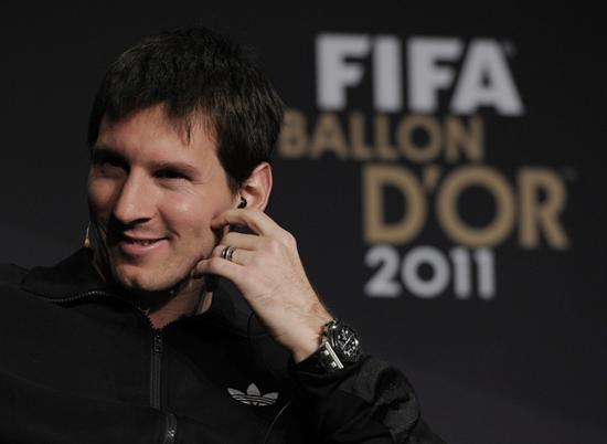 Messi afirma que su país