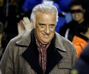 Alfio 'Coco' Basile, DT del racing de Avellaneda. EFE