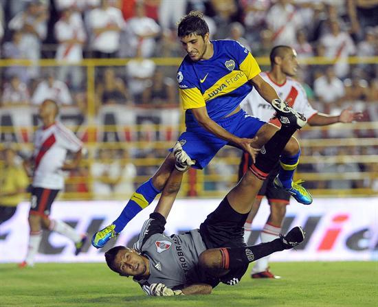 Boca no se apiadó de River y lo derrota en histórico amistoso