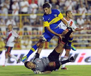 Boca le repitió la dosis a River en el superclásico argentino