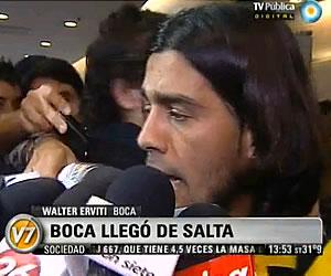Boca regresó de Salta
