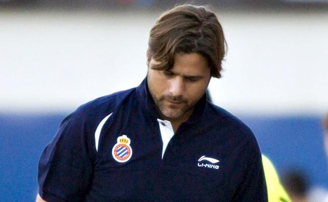 Maurico Pochettino (RCD Espanyol). Foto: EFE