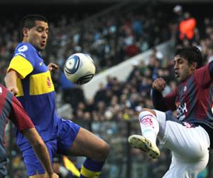 Boca visita a San Lorenzo y Vélez a All Boys en choque de líderes