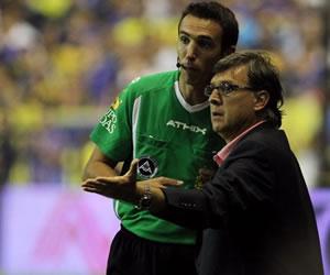 El Newell's de Martino pierde ante Belgrano y Banfield igualó con Godoy