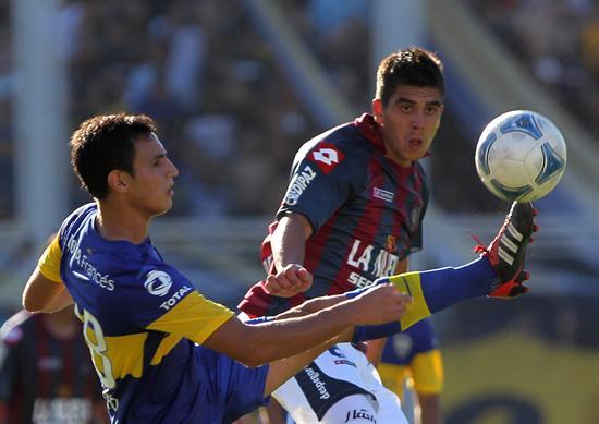 Boca mantiene el invicto y comparte con Tigre el liderato