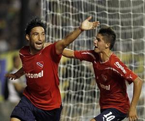 Independiente remata a Boca y Tigre es el sorpresivo líder del Clausura
