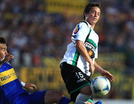 Boca supera a San Martín y recuperó terreno en el Clausura