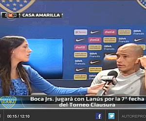 Clemente se recupera y regresa como inicialista en Boca