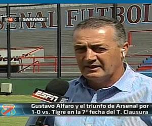 Alfaro sigue armando el equipo para enfrentar a Boca