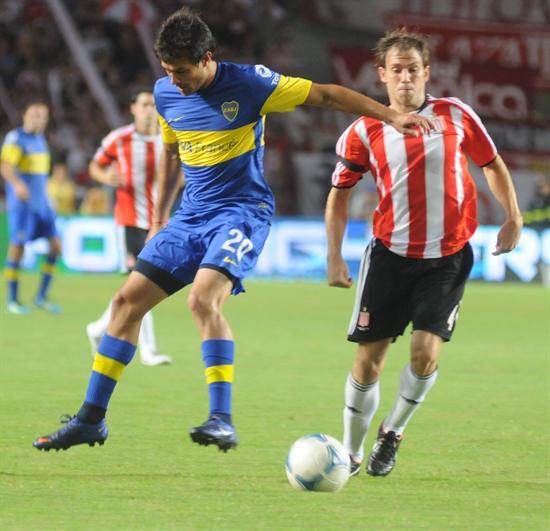 Silva termina su 'calvario' y Boca golea a Estudiantes en La Plata