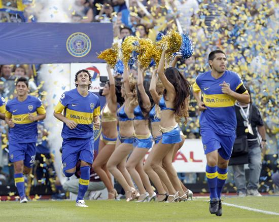 Boca se ratifica en la cima con un triunfo sobre Argentinos Jrs