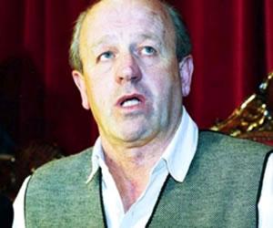 Muere Héctor Grondona, fundador del club Arsenal de Sarandí