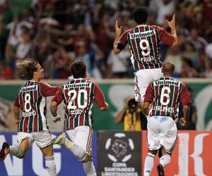 Fluminense viaja a Argentina sin Fred, su principal atacante