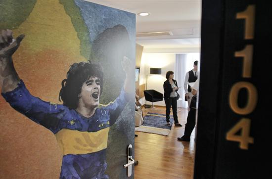Boca Juniors inaugura el primer hotel temático del mundo