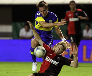 Boca y Newell's, punteros del Clausura, tendrán difíciles duelos en la duodécima fecha