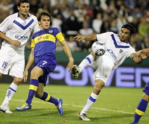 Boca-Vélez, choque excluyente en Clausura argentino
