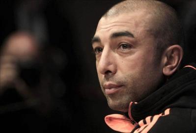 El entrenador del Chelsea, Roberto Di Matteo. Foto: EFE