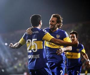 Boca y Vélez avanzan mientras que Lanús se quedó en los penales