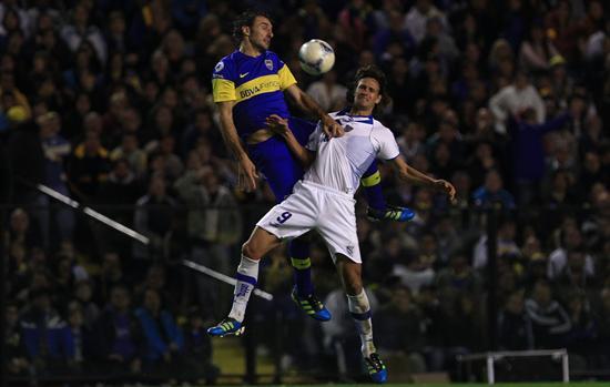 Boca resigna dos puntos ante Vélez y Newell's disfruta del liderato del Clausura